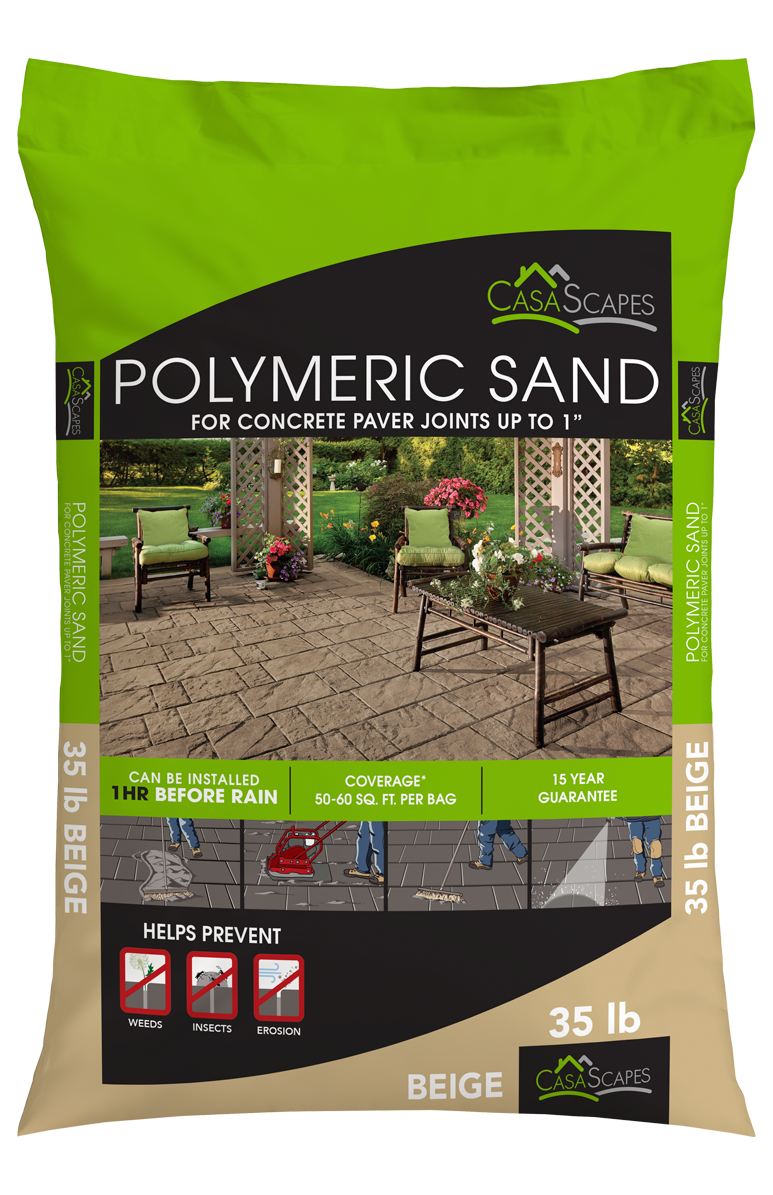Polymeric Sand - Casa Scapes